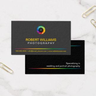 Cartão De Visitas Fotógrafo
