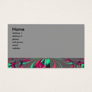 Cartão De Visitas fractal