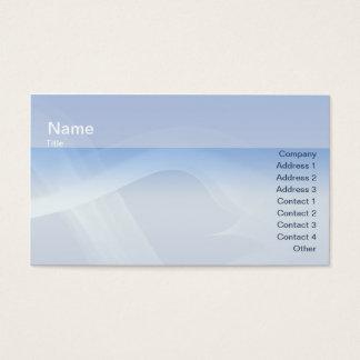 Cartão De Visitas Fumo - negócio