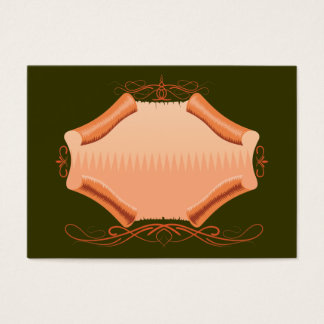 Cartão De Visitas Fundo do latido de vidoeiro