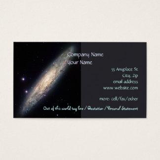 Cartão De Visitas Galáxia espiral - NGC 253