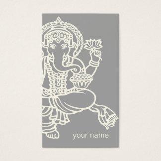 Cartão De Visitas Ganesh