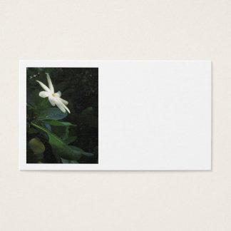 Cartão De Visitas Gardenia de Tahitian