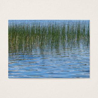 Cartão De Visitas Gramas do lago