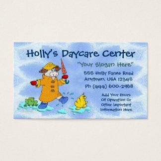 Cartão De Visitas Guarda ou puericultura