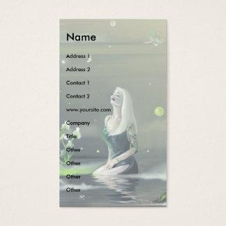 Cartão De Visitas Harmonia pura!