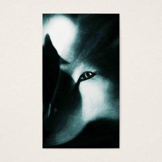 Cartão De Visitas howlers da noite