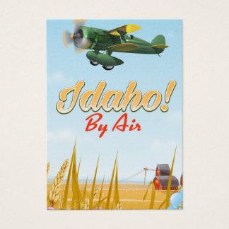 Cartão De Visitas Idaho! Pelo ar