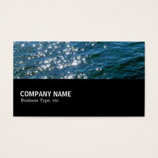 Cartão De Visitas Incompletamente 04 - Água Sparkling