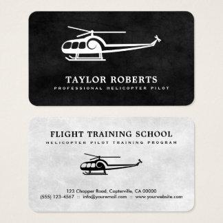 Cartão De Visitas Instrutor legal do vôo do instrutor do piloto do