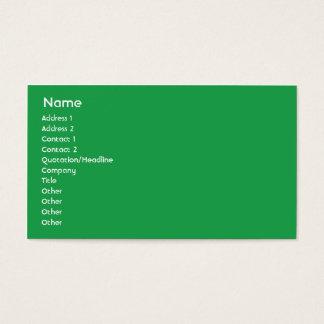 Cartão De Visitas Italia - negócio