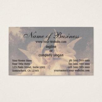 Cartão De Visitas Juventude (Jeunesse) por William Adolfo Bouguereau