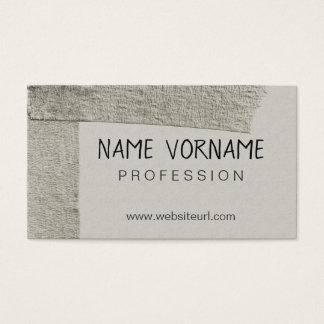 Cartão De Visitas kunst design