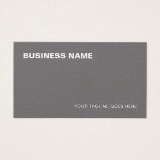 Cartão De Visitas Luxo elegante moderno profissional do revestimento