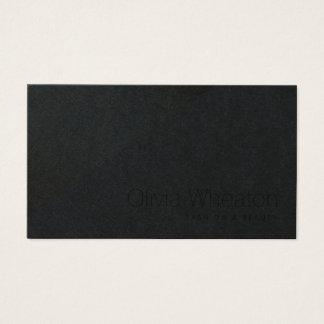 Cartão De Visitas Luz - estilista geométrico do salão de beleza do
