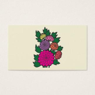 Cartão De Visitas Mães