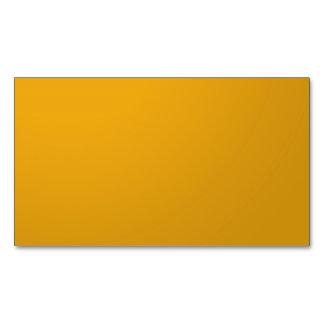 Cartão De Visitas Magnético Modelo de DIY + impressão a cores vibrante da