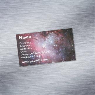 Cartão De Visitas Magnético Nebulosa de Eagle