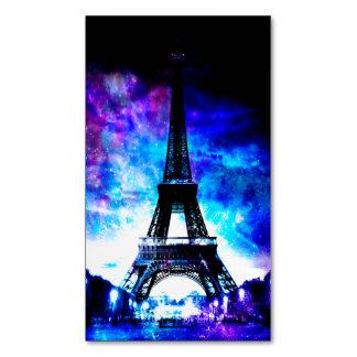 Cartão De Visitas Magnético Sonhos parisienses da criação dos amantes