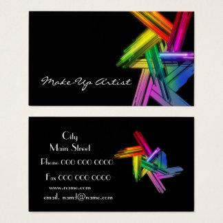 Cartão De Visitas make_up_business