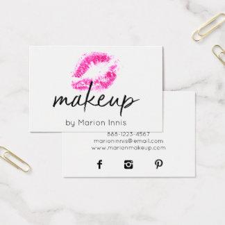 Cartão De Visitas Maquilhador do ★