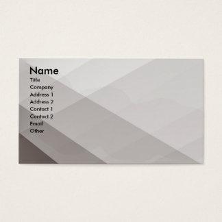 Cartão De Visitas Máscaras do marrom