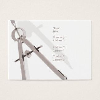 Cartão De Visitas Matemática - carnudo