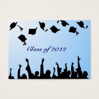 Cartão De Visitas Mini anúncios da graduação