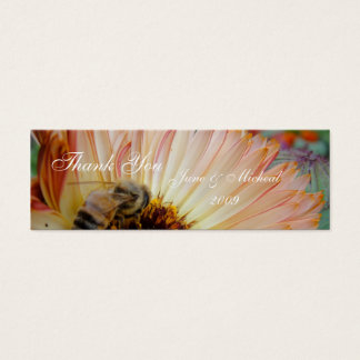 Cartão De Visitas Mini Máscaras do mel
