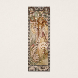 Cartão De Visitas Mini Maude Adams como Joana de marcador do arco
