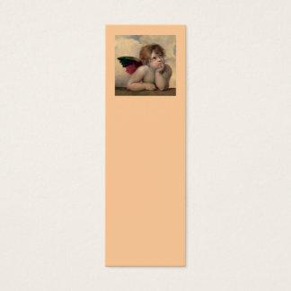 Cartão De Visitas Mini Querubim por Raphael