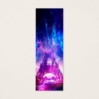 Cartão De Visitas Mini Sonhos parisienses Amethyst