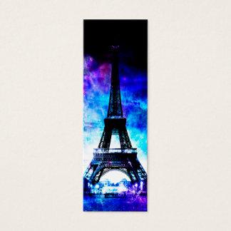 Cartão De Visitas Mini Sonhos parisienses da criação dos amantes