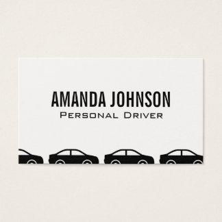 Cartão De Visitas Motorista