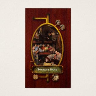 Cartão De Visitas Música - sessão de doce 1918
