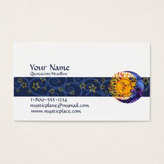 Cartão De Visitas Mystical