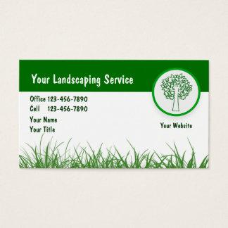 Cartão De Visitas Negócio Cards_5 da paisagem
