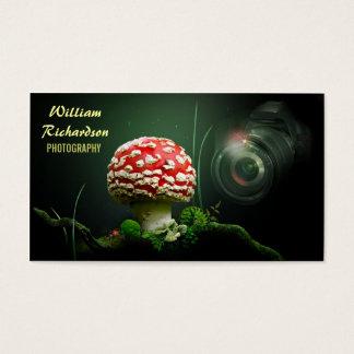 Cartão De Visitas negócio original bonito do fotógrafo do design
