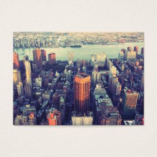 Cartão De Visitas New York, EUA