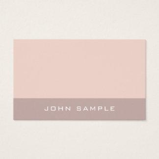 Cartão De Visitas O harmónico criativo colore a planície simples