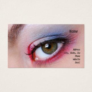 Cartão De Visitas Olho