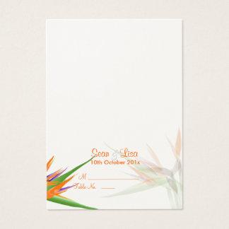 Cartão De Visitas PÁSSARO de PixDezines da cor do fundo de