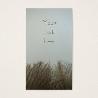 Cartão De Visitas Penas