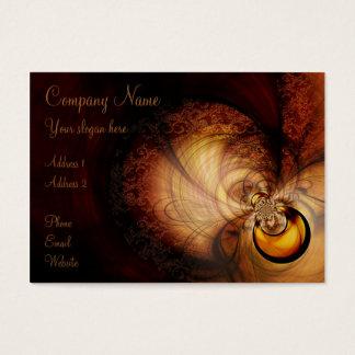 Cartão De Visitas Pérola de vidro