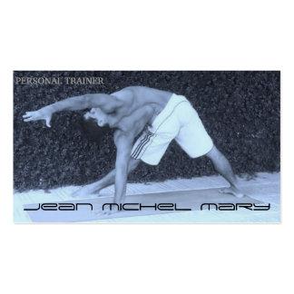 Cartão de visitas personal trainer modelos cartões de visitas