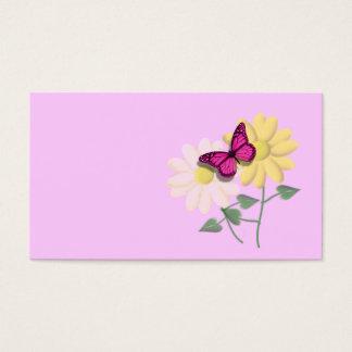 Cartão De Visitas PinkButterfly