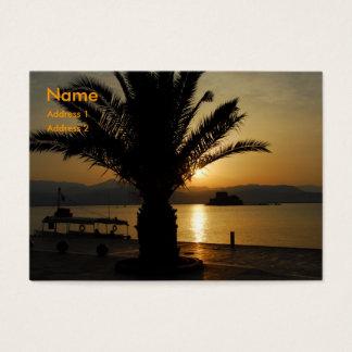 Cartão De Visitas Piscina