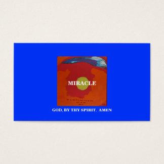 Cartão De Visitas Por THY SPIRItT/MILAGRE