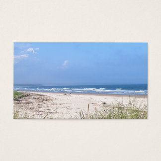 Cartão De Visitas Praia de Warkworth