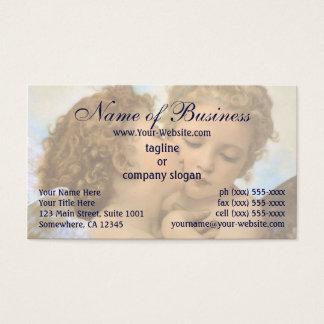 Cartão De Visitas Primeiros beijo, L'Amour e Psyché, Enfants,